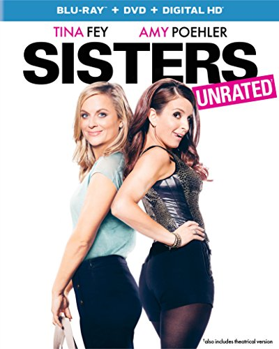 Blu-ray : Sisters (With DVD, Ultraviolet Digital Copy, Digitally Mastered in HD, 2 Pack, Snap Case)