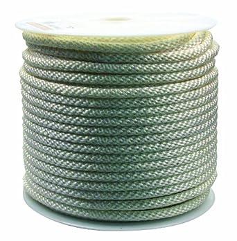 Rope King SBN-12300 Solid Braided Nylon Rope 1/2 inch x 300 feet