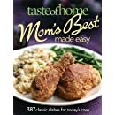 Taste of Home Mom's Best Made Easy
