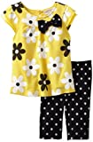 Carters Watch the Wear Baby-girls Infant 2 Piece Tunic Set With Polka Dot Leggings