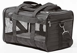 Sherpa Original Deluxe Pet Carrier, Large, Black