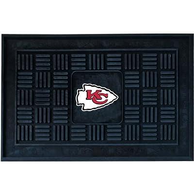 Fanmats Kansas City Chiefs Medallion Door Mat