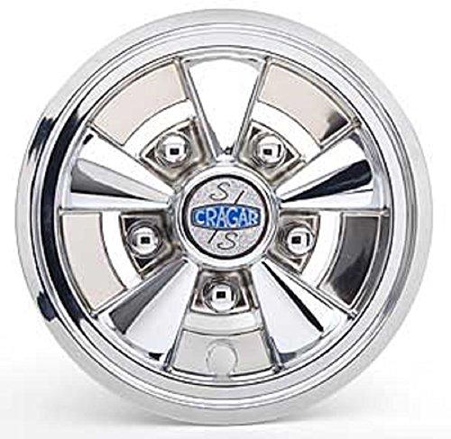 E-z-go Club Car Yamaha Golf Cart Wheel Covers 8