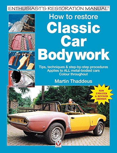 pdf how to restore classic car bodywork tips techniques step by step procedures applies. Black Bedroom Furniture Sets. Home Design Ideas