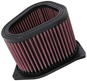 K&N SU-1598 Suzuki High Performance Replacement Air Filter by K&N