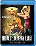 Flame of Barbary Coast [Blu-ray]