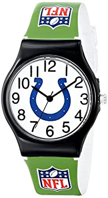 "Game Time Youth NFL-JV-IND ""JV"" Watch - Indianapolis Colts"