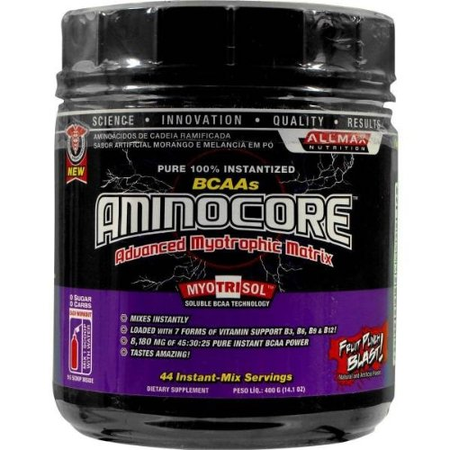 Allmax Nutrition Aminocore Unflavored 400 Grams
