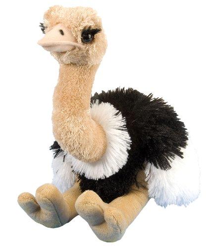 Wild Republic Cuddlekin Ostrich 12