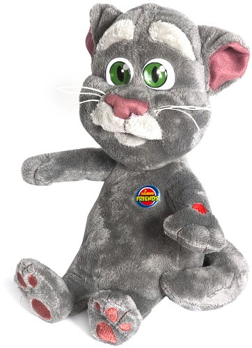 Peluche Talking Tom - Con Voz interactivo