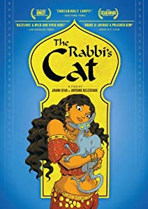 Rabbi's Cat [DVD] [2011] [Region 1] [US Import] [NTSC]