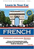 img - for Learn in Your Car French, Level One [With Guidebook] book / textbook / text book