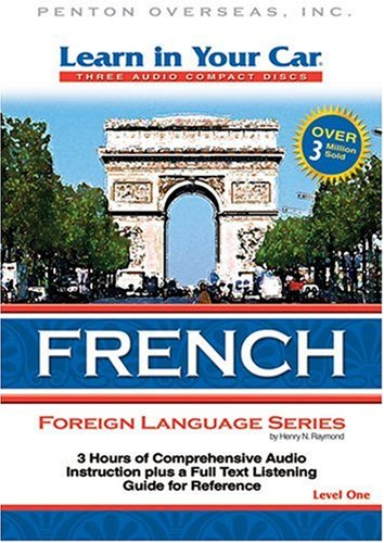 Learn in Your Car French, Level One [With Guidebook]