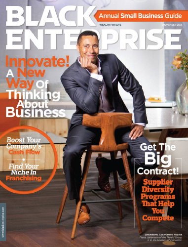 Black Enterprise (1-year auto-renewal)