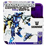 Soundwave Transformers Construct-a-Bots Elite Figure