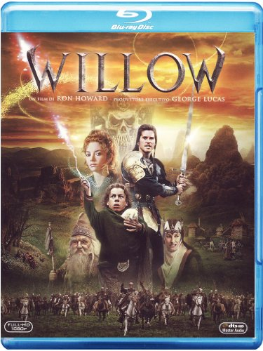Willow [Italia] [Blu-ray]