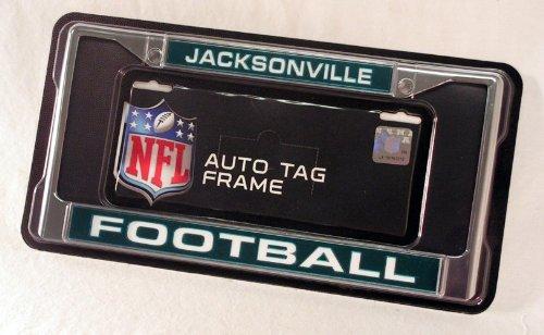 Jacksonville Jaguars License Plate Frame