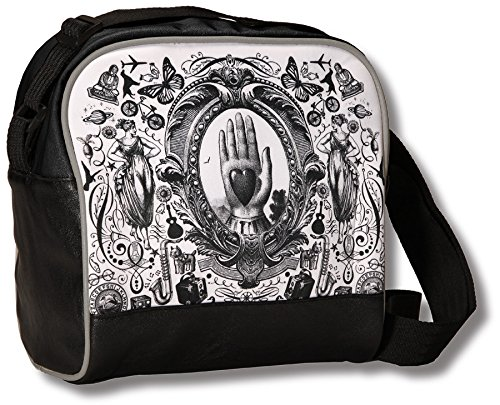 Heart and Soul Lunch Liberty Shoulder Bag cooler keeping warm travel picnic - 1
