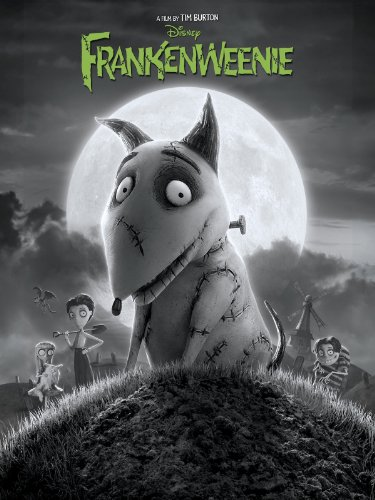 Frankenweenie (2012) (Directed by Tim Burton) - oung Victor conducts a science experiment to bring his beloved dog Sparky back to life, only to face unintended, sometimes monstrous, consequences.