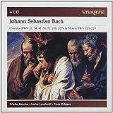 Bach: Cantatas Bwv 27, 34, 41, 56, 82, 206, 207a & Motets Bwv 225-229