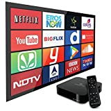 Amkette EVO TV 2 Smart Streaming Android Media Player with Dual Mode Air Remote (Black) - Best Reviews Guide