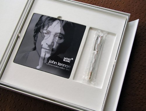 Mont Blanc John Lennon Fountain Pen Limited Edition 1940