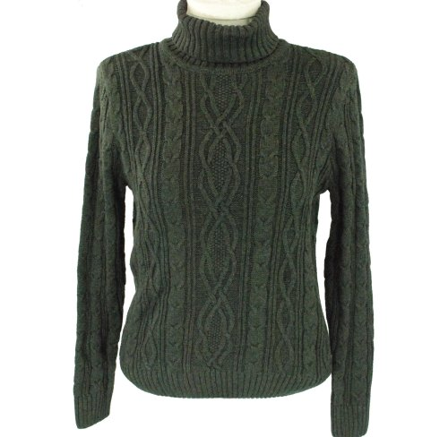 Cheap Pria Cable Knit Turtleneck Sweater Discount Argyle Sweaters