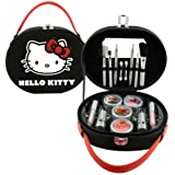 Hello Kitty - Mallette de Maquillage Hello Kitty - 22 Pcs