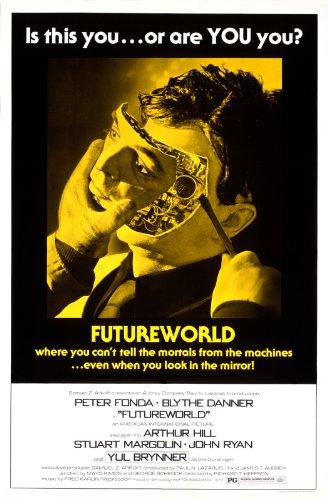 Amazon.com: Futureworld: Peter Fonda, Blythe Danner ...