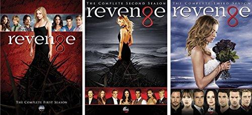 Revenge: Three Season Pack (Revenge Season 3 compare prices)