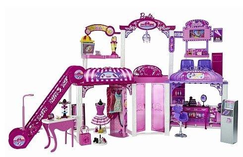 Barbie - Malibu Mall - Spielhaus - Puppenhaus