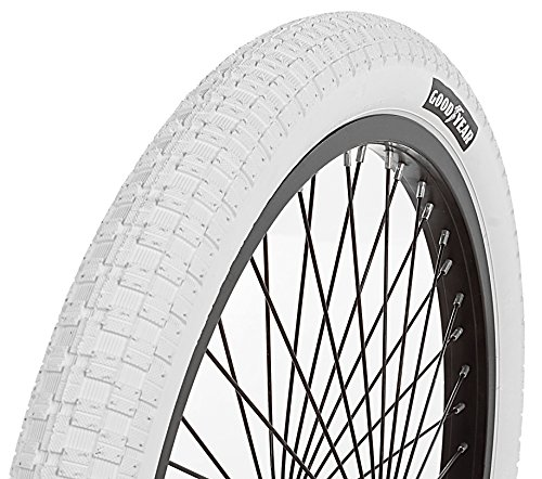 Goodyear BMX Tire, White, 20