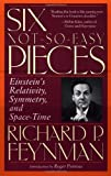 Six Not-So-Easy Pieces (Helix Books) (0201328429) by Feynman, Richard P.