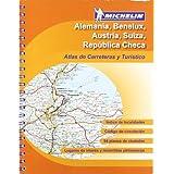 Atlas MICHELIN Alemania, Benelux, Suiza, Austria, República Checa