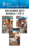 Harlequin Special Edition December 2013 - Bundle 1 of 2: A Cold Creek Christmas Surprise\The Mavericks Christmas Baby\An Early Christmas Gift