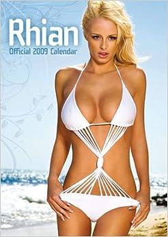 Rhian Sugden 2009 Calendar Calendar – 2008