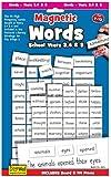 Fiesta Crafts Magnetic Words - School Years 3 & 4