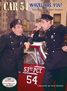 Car 54 Where Are You: Complete First Season from Shanachie DVD