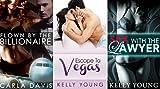 """3 Book Romance Bundle: """"Escape to Vegas"""" & """"Loving The Lawyer"""" & """"Flown By The Billionaire"""""""