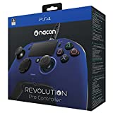 NACON Revolution PRO Controller Gamepad Blue Edition PS4 Playstation 4 eSports Designed (Color: Blue)