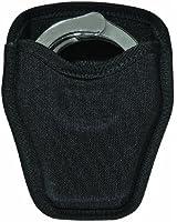 Bianchi 8034 Open Handcuff Case (Black)