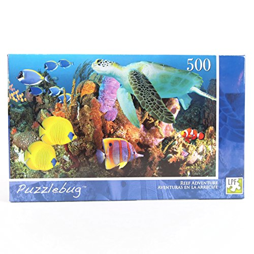 Puzzlebug 500 pcs Reef Adventure