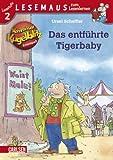 Kommissar Kugelblitz: Das entfuehrte Tigerbaby: LESEMAUS zum Lesenlernen Stufe 2