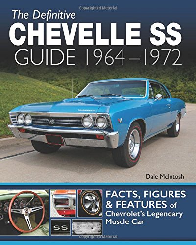 Buy Ss Chevelle Now!