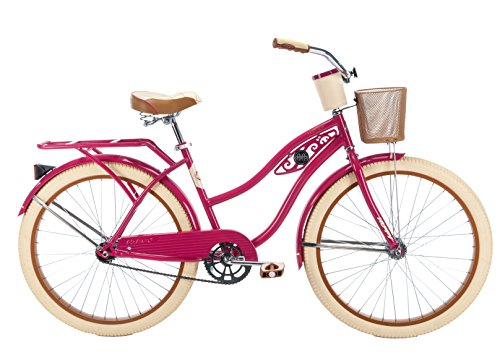 Huffy-Womens-Deluxe-Fairview-Cruiser-Bike-26Large