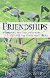 img - for Friendships: Avoiding the Ones That Hurt, Finding the Ones That Heal book / textbook / text book