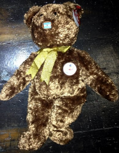 TY Beanie Buddies Collection CHAMPION the FIFA Bear Argentina - 1