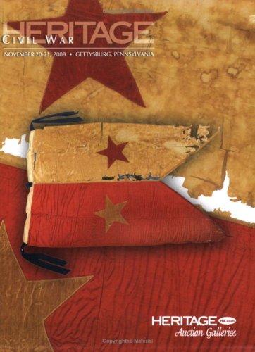 Heritage Civil War Auction #6015