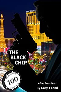 The Black Chip by Gary Land ebook deal