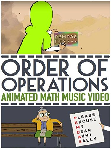 Order of Operations Song: Rap Video For Kids Teaching PEMDAS